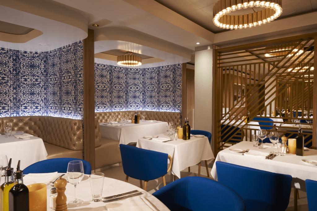 Cruiseschip-Norwegian Dawn-Norwegian Cruise Line-Restaurant La Cucina