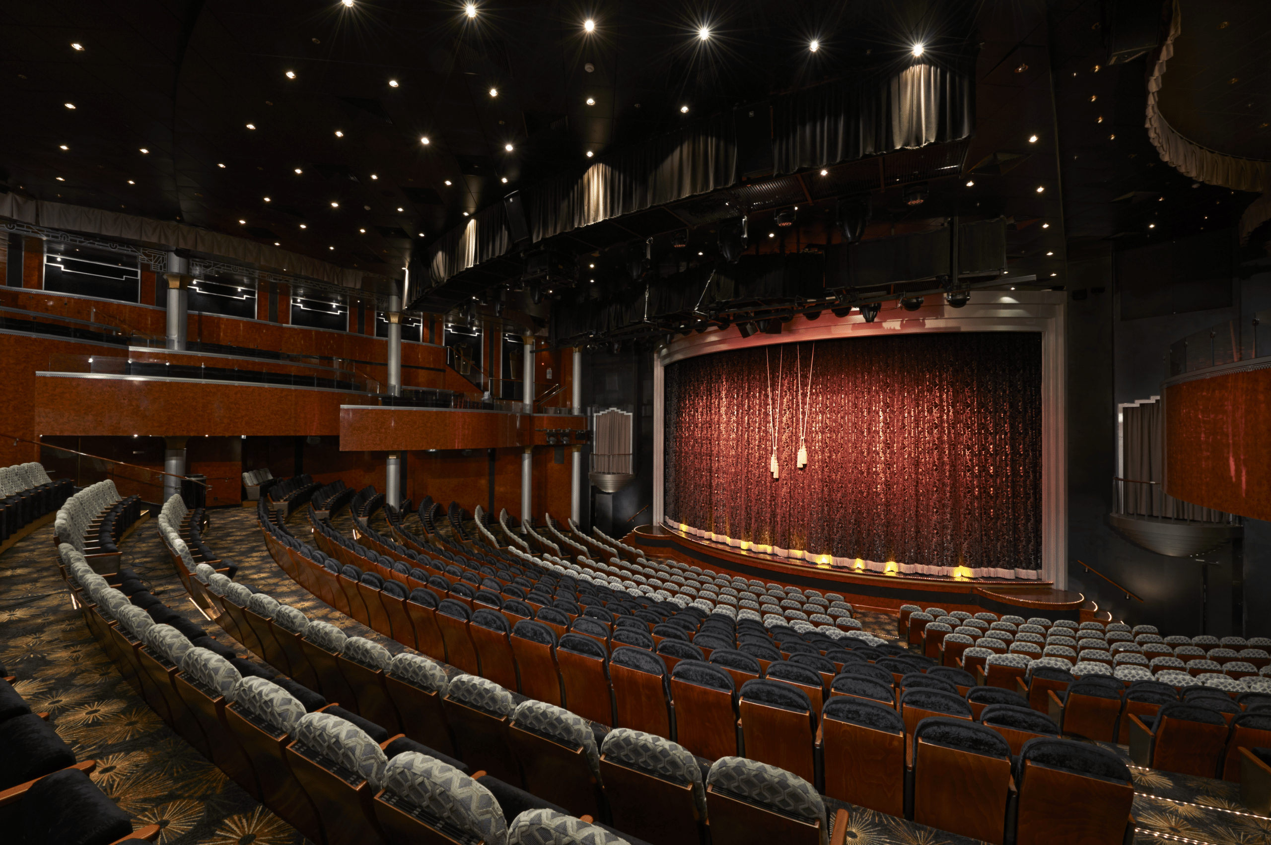 Cruiseschip-Norwegian Dawn-Norwegian Cruise Line-Theater