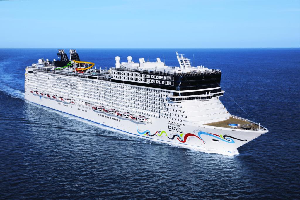 Cruiseschip-Norwegian Epic-Norwegian Cruise Line-Schip