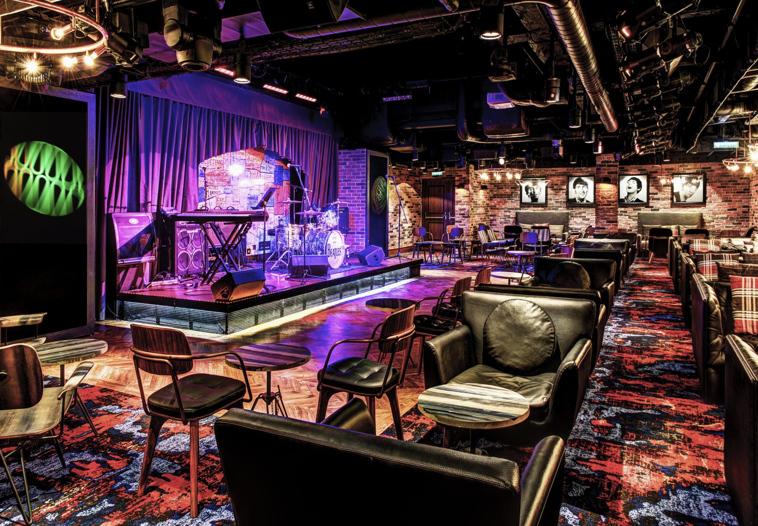 Cruiseschip-Norwegian Epic-Norwegian Cruise Line-The Cavern Club