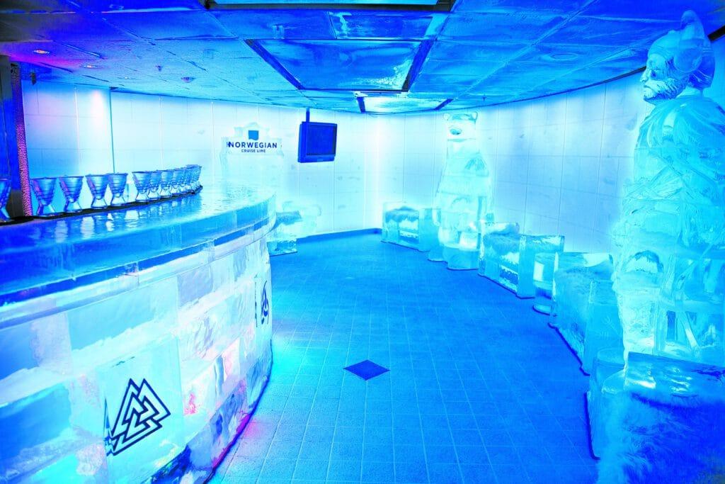 Cruiseschip-Norwegian Epic-Norwegian Cruise Line-IceBar