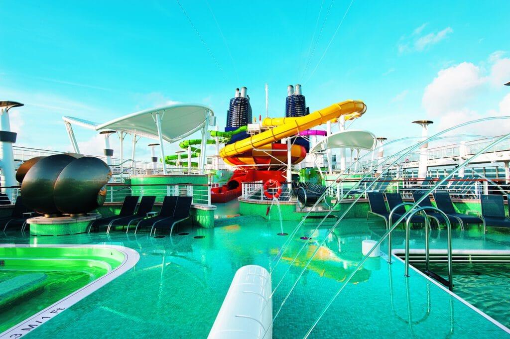Cruiseschip-Norwegian Epic-Norwegian Cruise Line-Waterpark