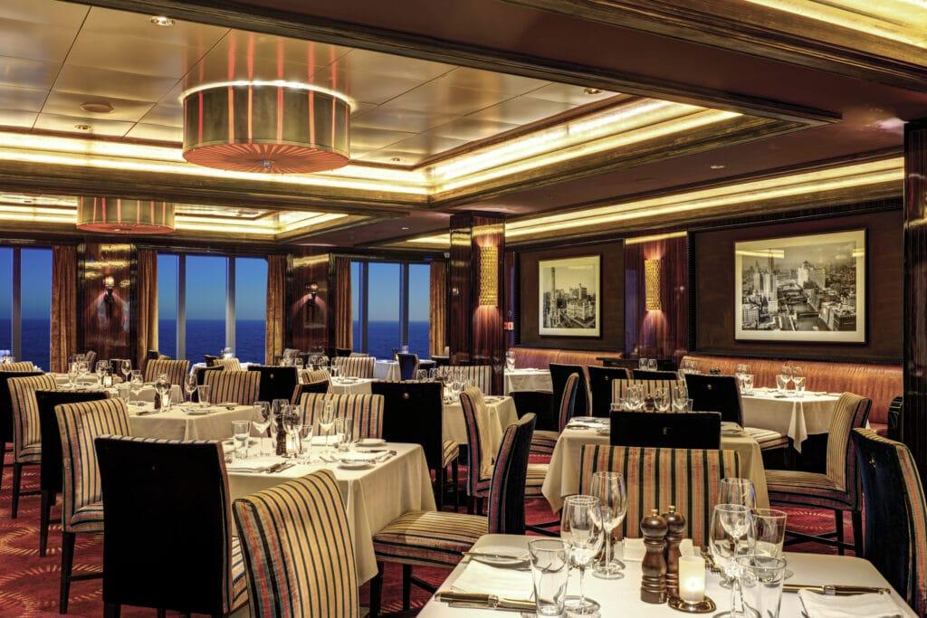 Cruiseschip-Norwegian Epic-Norwegian Cruise Line-Restaurant