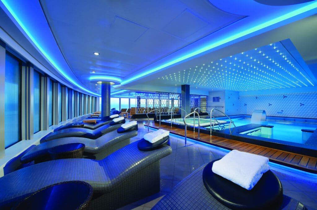Cruiseschip-Norwegian Getaway-Norwegian Cruise Line-Spa