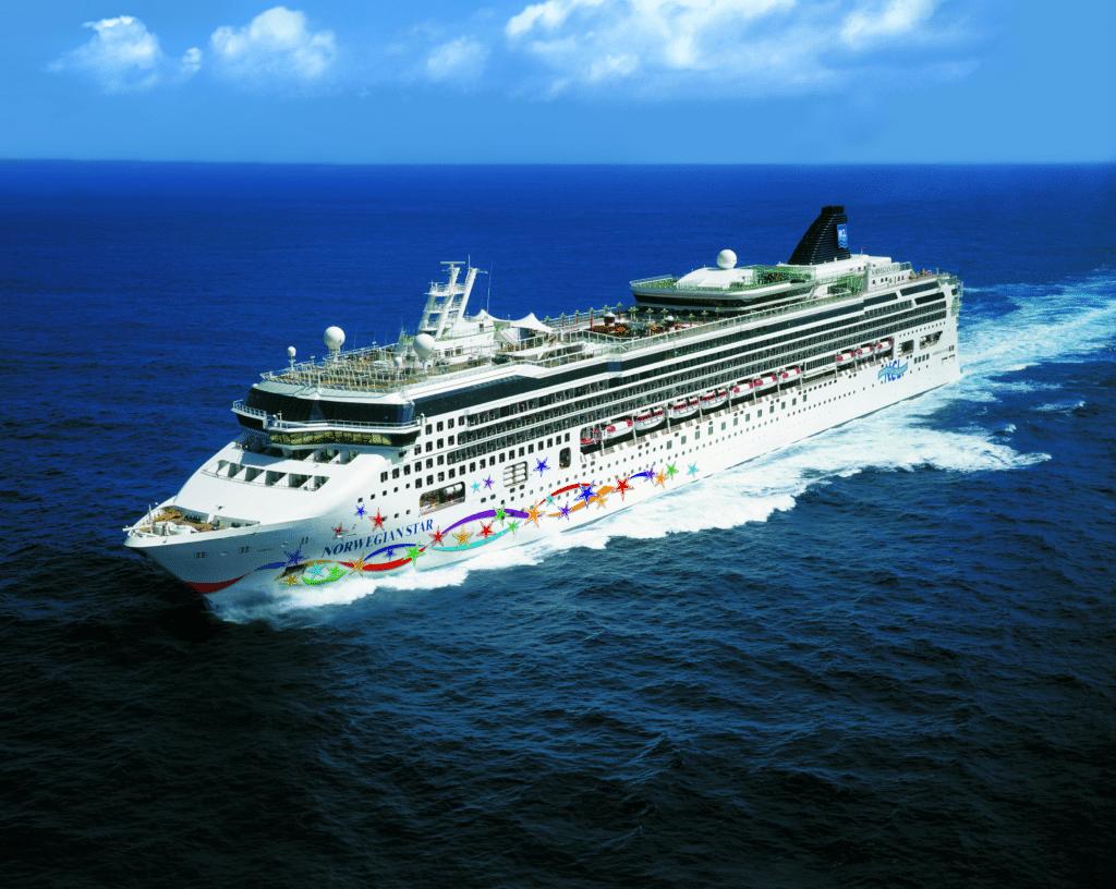 Cruiseschip-Norwegian Star-Norwegian Cruise Line-Schip