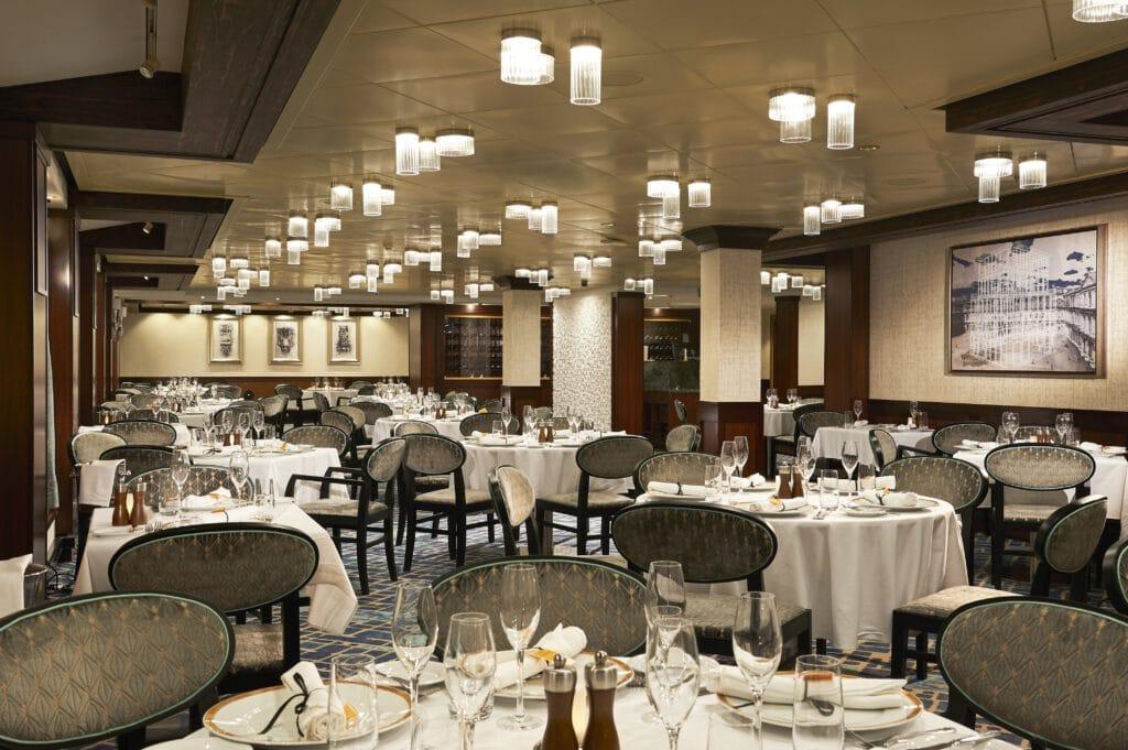 Cruiseschip-Norwegian Star-Norwegian Cruise Line-Restaurant Le Bistro
