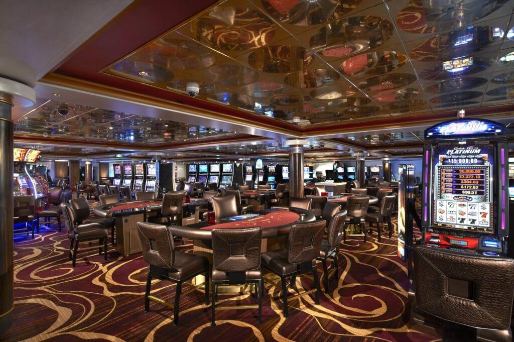 Cruiseschip-Norwegian Star-Norwegian Cruise Line-Casino