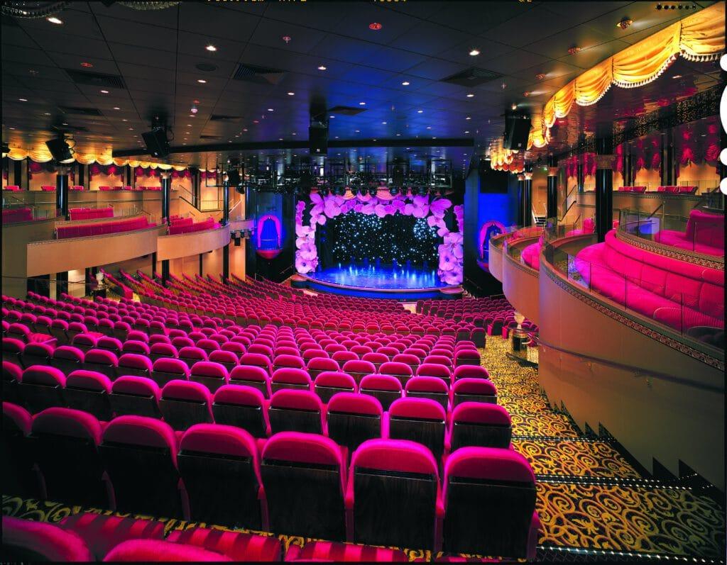 Cruiseschip-Norwegian Star-Norwegian Cruise Line-Theater