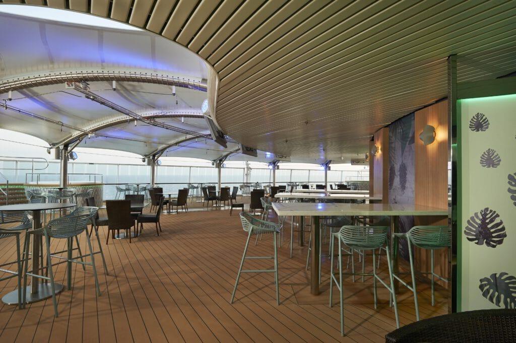 Cruiseschip-Norwegian Star-Norwegian Cruise Line-Deck