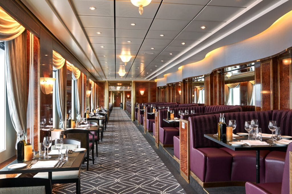 Cruiseschip-Norwegian Sun-Norwegian Cruise Line-Restaurant La Cucina