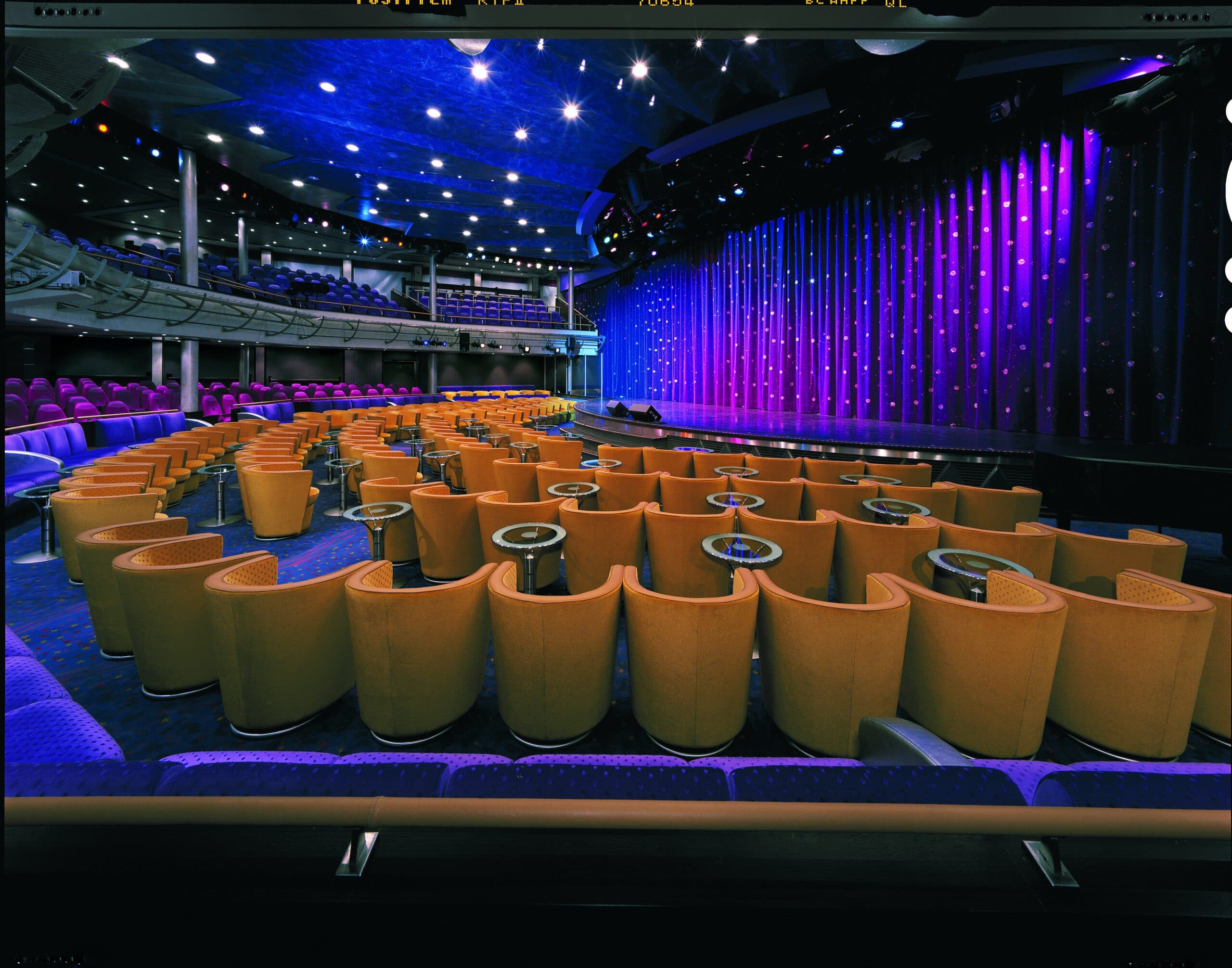 Cruiseschip-Norwegian Sun-Norwegian Cruise Line-Theater