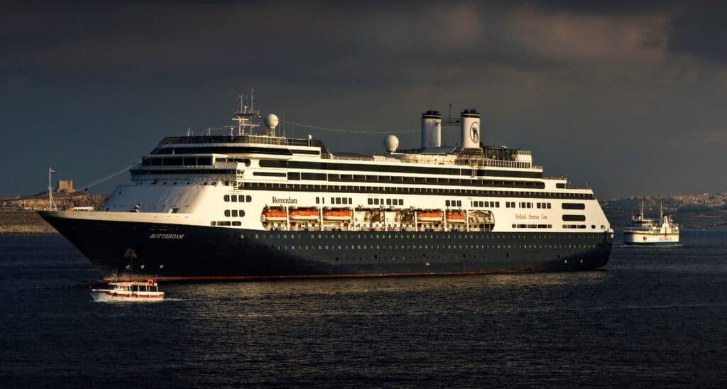 Rottedam-Holland America Line-Cruiseschip