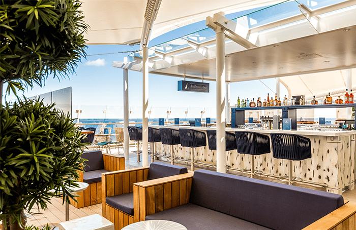 Cruiseschip-Mein Schiff 1-Mein Schiff2-TUI Cruises-Buitenbar