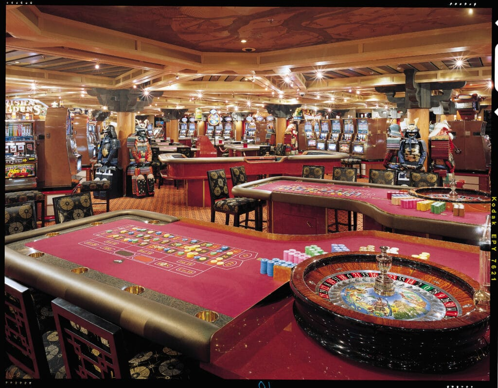 Cruiseschip-Carnival Valor-Carnival-Casino