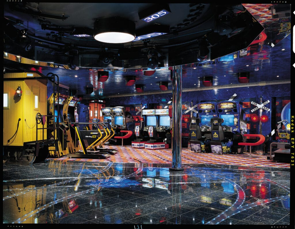 Cruiseschip-Carnival Valor-Carnival-GameCenter