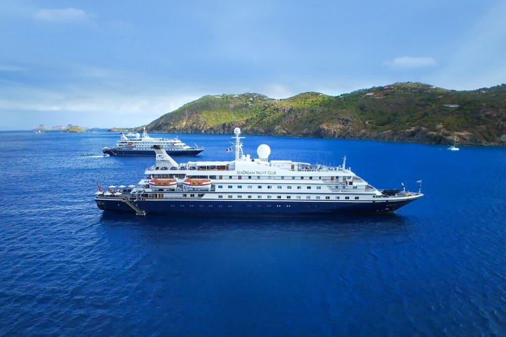 Cruiseschip-SeaDream I-Seadream Yacht Club-Schip