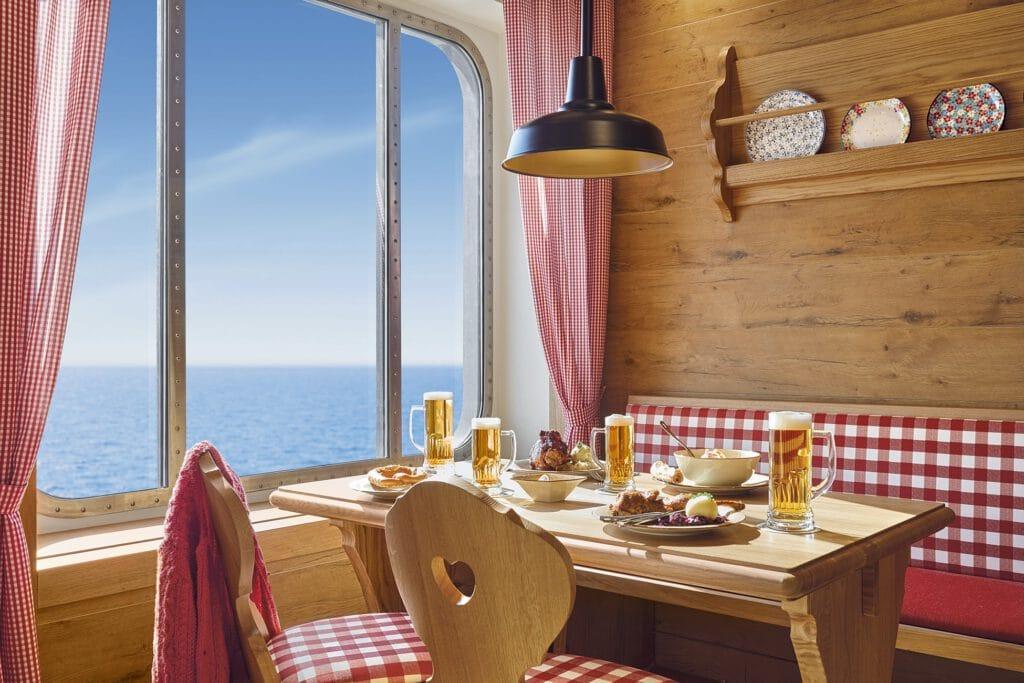 Cruiseschip-AIDAluna-AIDA Cruises-Almhuette