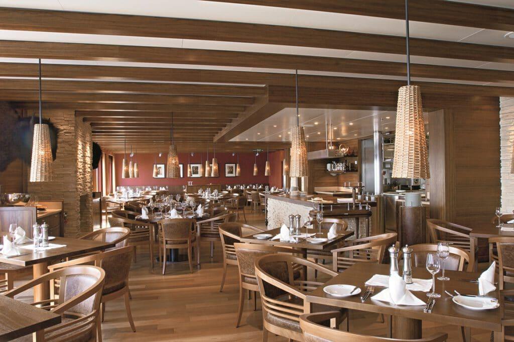 Cruiseschip-AIDAluna-AIDA Cruises-Restaurant Buffalo Steak House