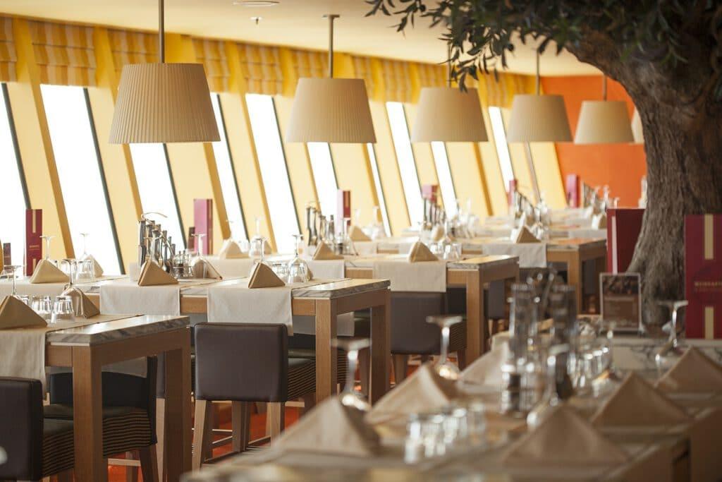 Cruiseschip-AIDAluna-AIDA Cruises-Restaurant