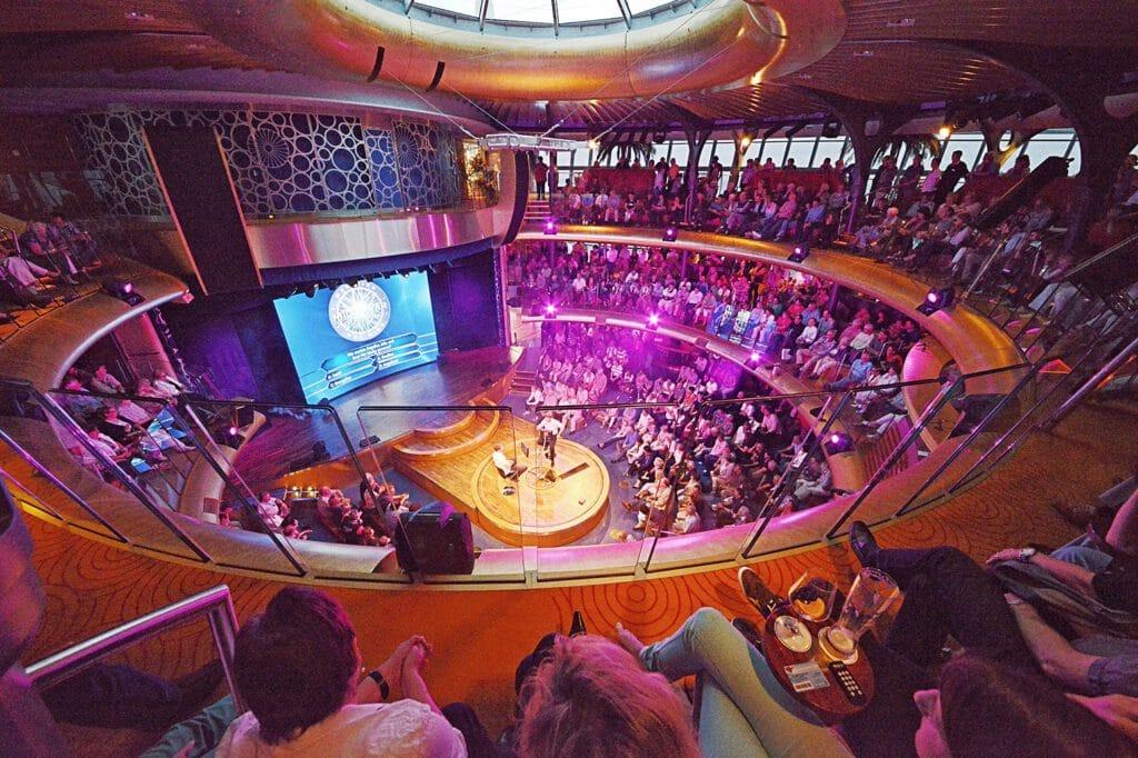 Cruiseschip-AIDAluna-AIDA Cruises-Theater