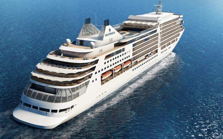 Cruiseschip-Silver Dawn-Silversea Cruises-Schip