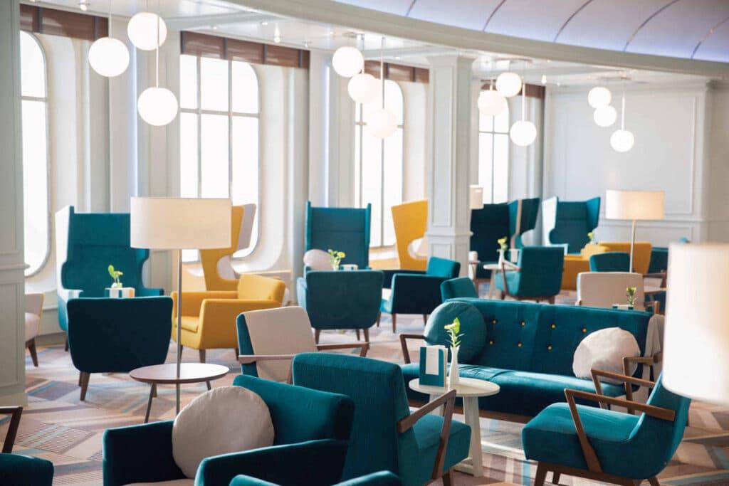Cruiseschip-MS Europa-Hapag Lloyd-Restaurant