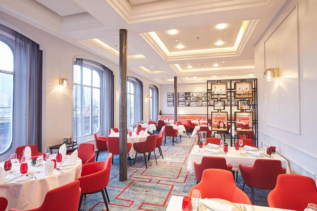 Cruiseschip-MS Europa-Hapag Lloyd-Restaurant Venezia