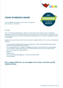 AIDA-Cruises-Corona-medisch-advies