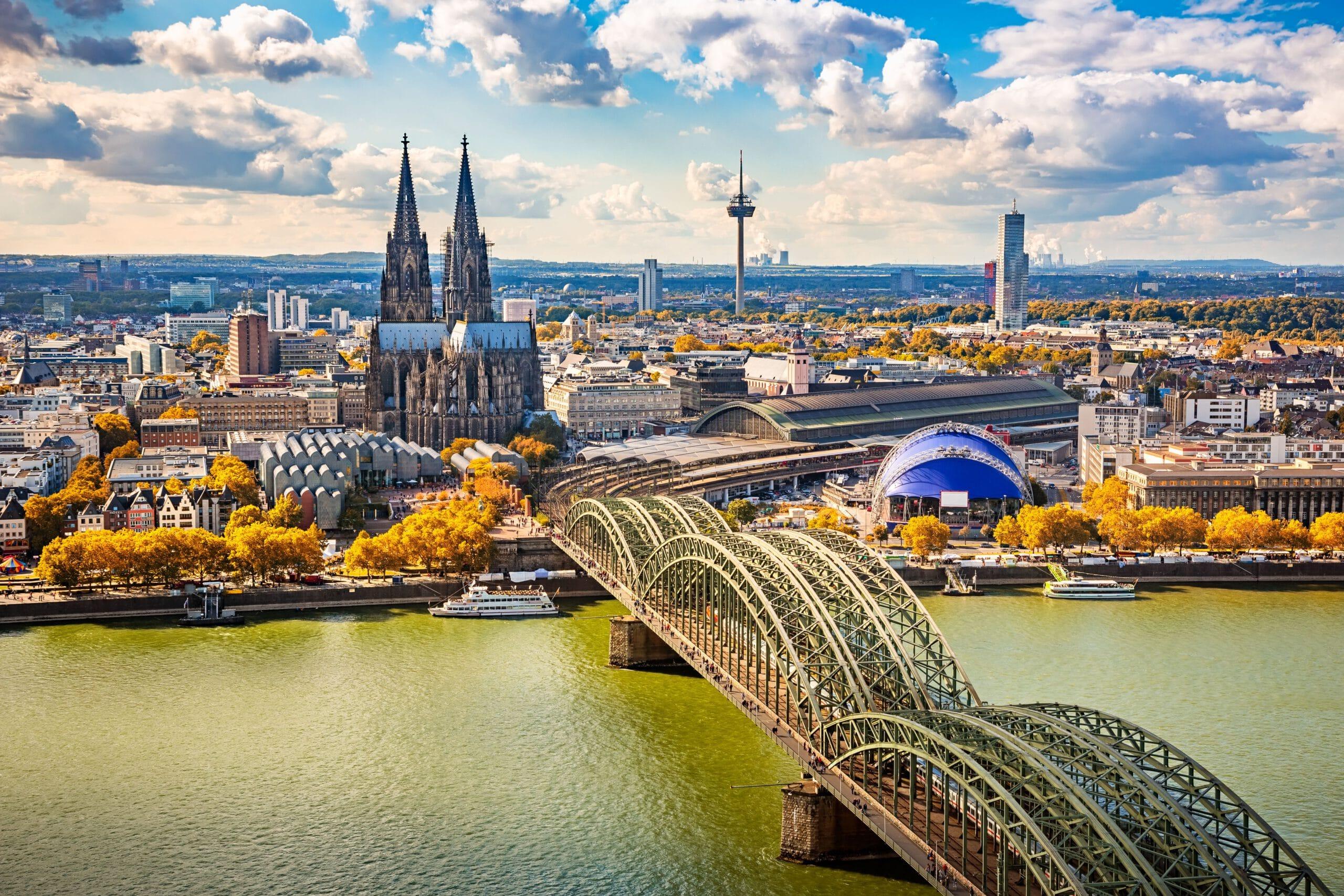 Friendship Cruises-Keulen