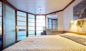 cruiseschip-Celestyal Cruises-Celestyal Crystal-Cat. SB-Suite balkon