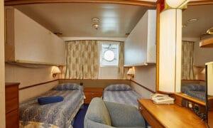 cruiseschip-Celestyal Cruises-Celestyal Crystal-Cat. XA-Buitenhut