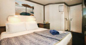 Cruiseschip-Celestyal Cruises-Celestyal Crystal-schip-Categorie IC-IB-IA-Binnenhut