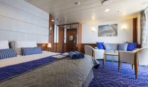 Cruiseschip-Celestyal Cruises-Celestyal Olympia-Cat. SB-Balkon Suite
