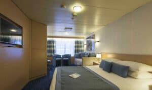 cruiseschip-Celestyal Cruises-Celestyal Olympia-Cat. SJ-Junior Suite