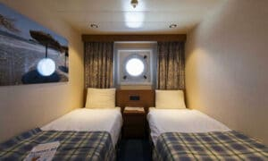cruiseschip-Celestyal Cruises-Celestyal Olympia-Cat. XA-XB-XC-Buitenhut