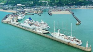 Dover-port-overzicht