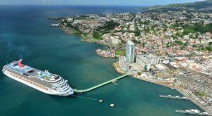 Fort-de-France-port