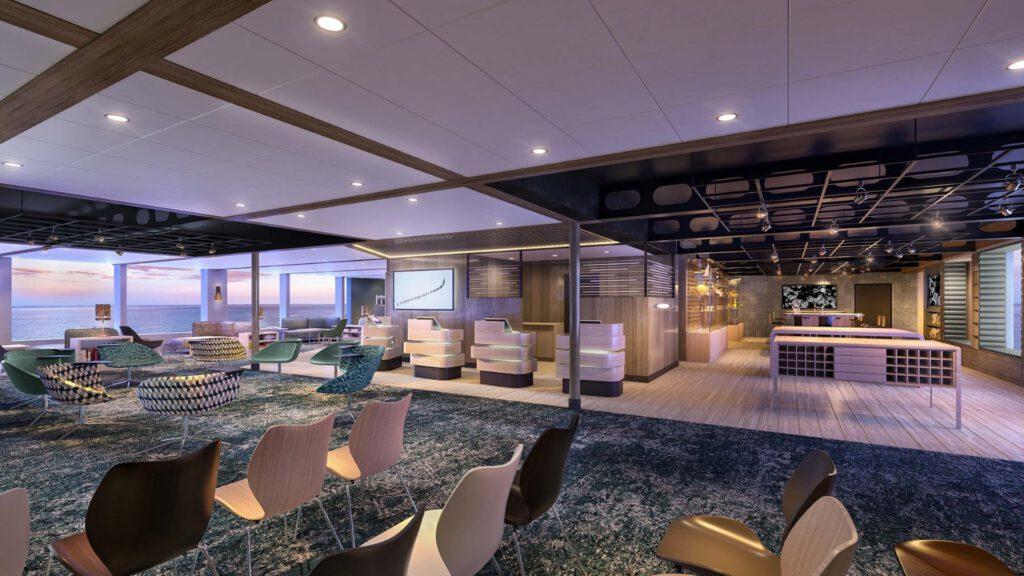 Cruiseschip-Hurtigruten-MS Fram-Schip-Activity Center