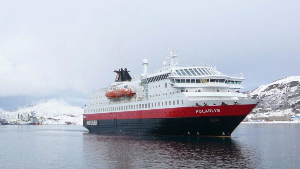 Cruiseschip-Hurtigruten-MS Polarlys-schip-Schip1