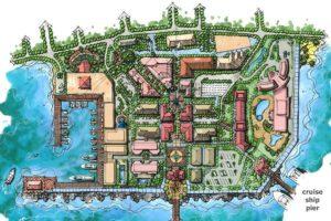 basseterre-haven-map