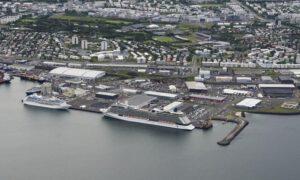 Reykjavik-port