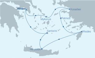 Celestyal-Cruises-route-5-dagen