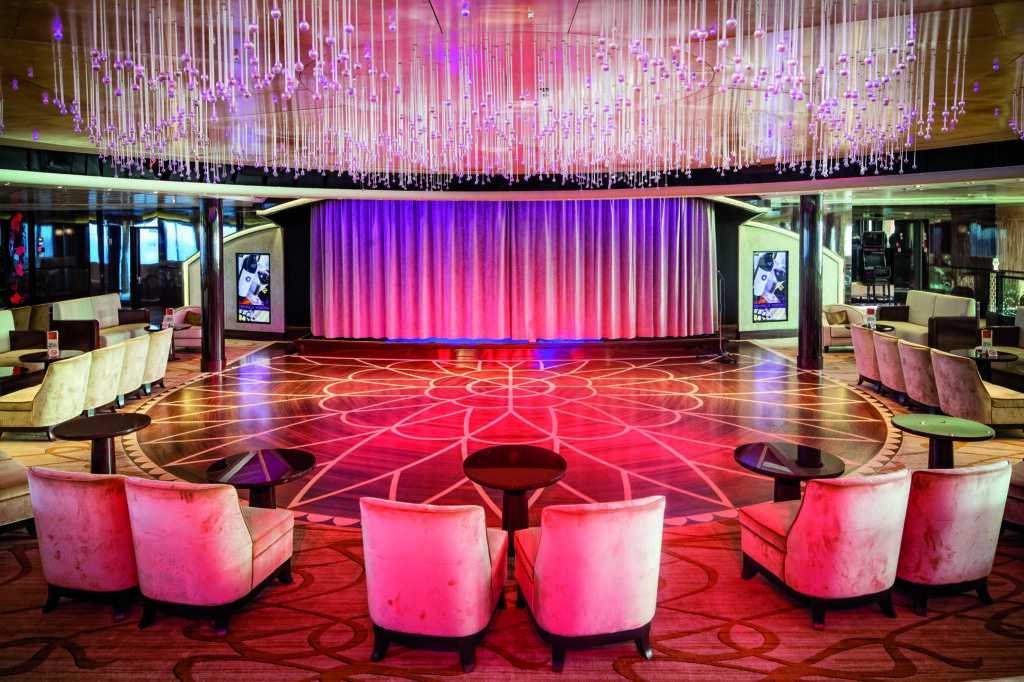 Celestyal-Experience-show-lounge