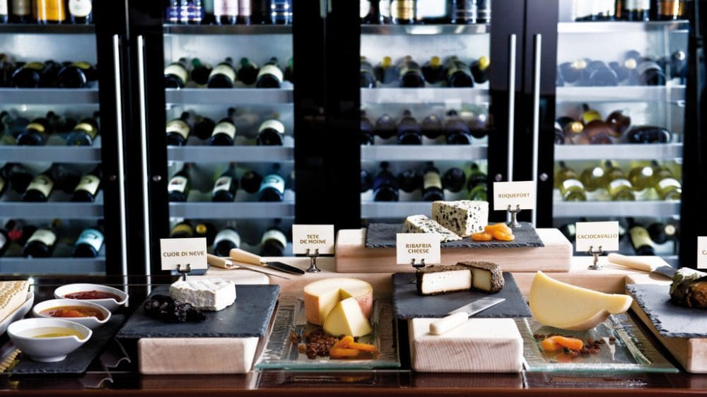 Celestyal-Experience-Wine-cheese-bar