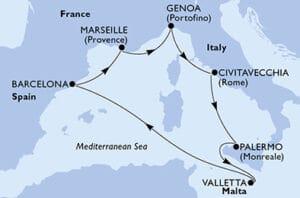 MSC-Cruises-MSC-Grandiosa-Barcelona