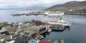 noorwegen-hammerfest-haven