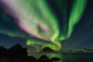 Noord-Europa-Noorwegen-Noorderlicht