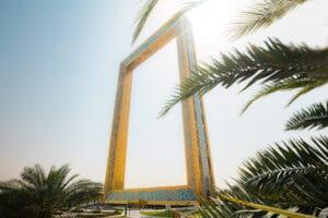 Verenigde-Arabische-Emiraten-Dubai-cruise-haven-frame