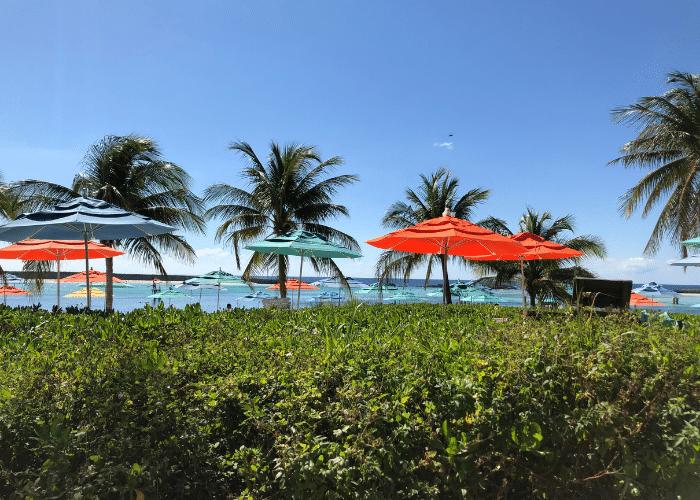 bahamas-castaway cay-strand