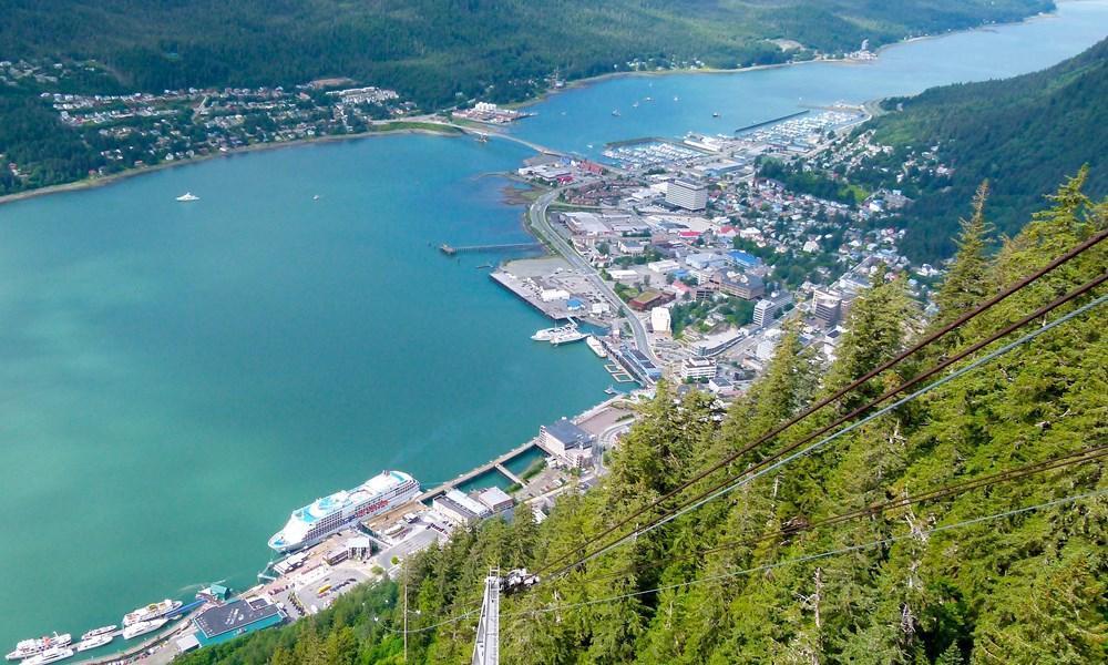 Verenigde-staten-alaska-juneau-cruise-haven